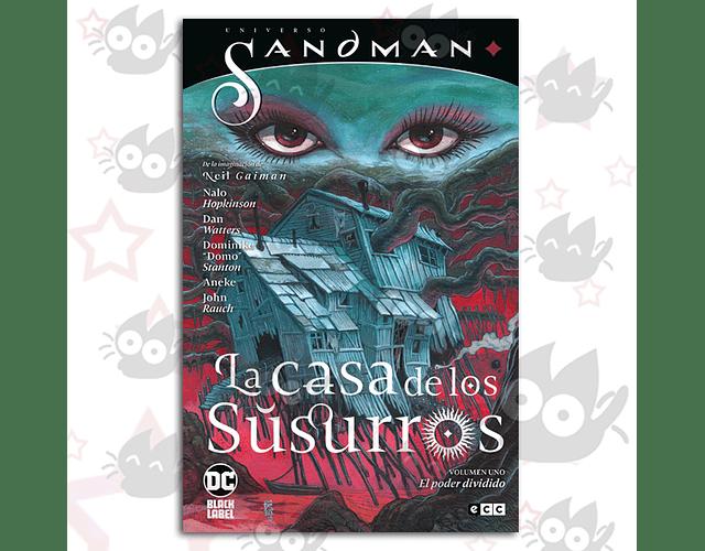 Universo Sandman - La Casa De Los Susurros Vol. 1: Los Poderes Divididos - G