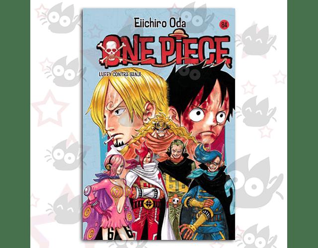 One Piece Vol. 84 - Planeta