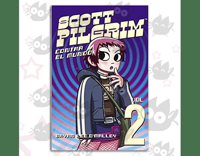 Scott Pilgrim Vol. 2