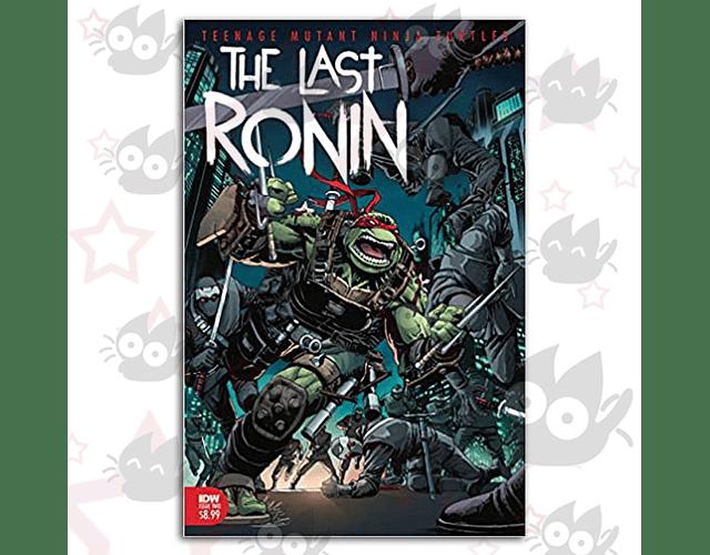 Teenage Mutant Ninja Turtles - The Last Ronin #2
