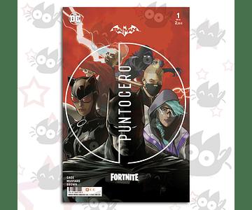 Batman / Fortnite: Punto Cero Num. 1