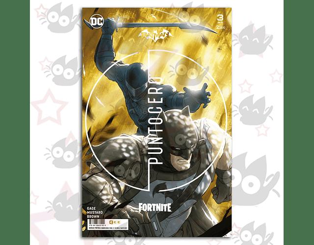 Batman / Fortnite: Punto Cero Num. 3