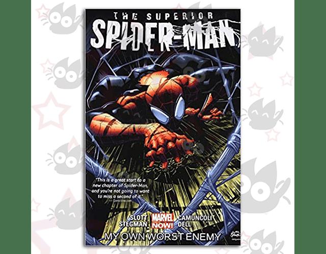 Superior Spider-Man, Vol. 1: My Own Worst Enemy