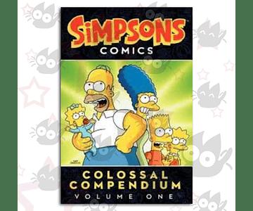 Simpsons Comics Colossal Compendium Vol. 1