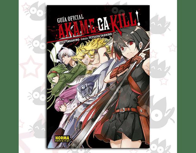 Akame Ga Kill Guía Oficial
