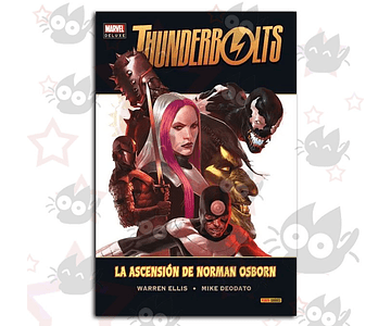 Thunderbolts: La Ascención de Norman Osborn