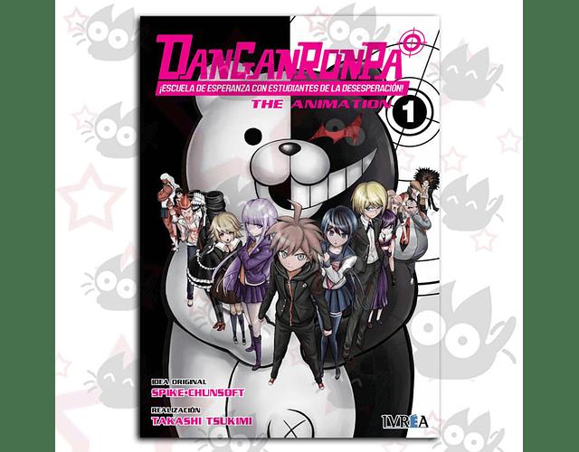 Danganronpa The Animation Vol. 1