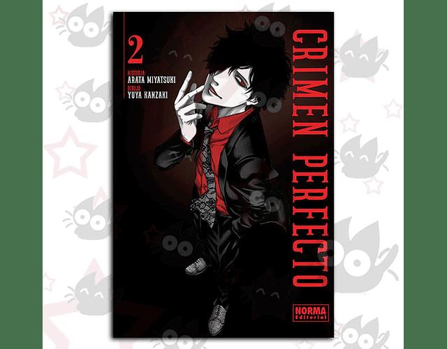 Crimen Perfecto Vol. 2