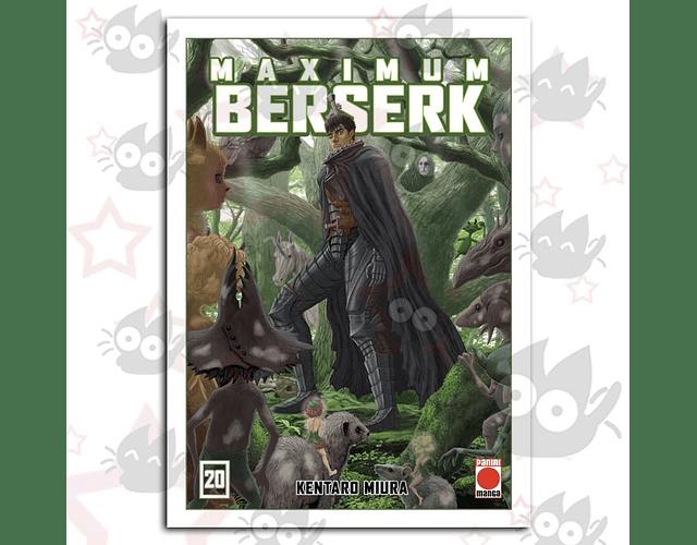 Maximum Berserk Vol. 20