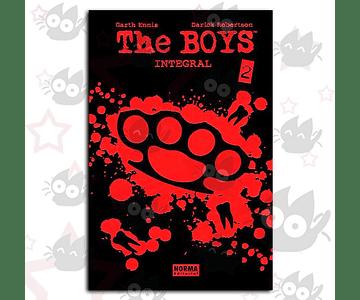 The Boys Integral Vol. 2