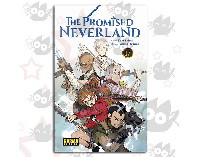 The Promised Neverland Vol. 17