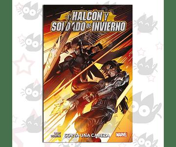 El Halcon y Soldado del Invierno - Corta una Cabeza