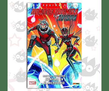 100% Marvel. Hombre Hormiga y la Avispa - Aventura en el Microverso