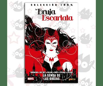 100% Marvel. La Bruja Escarlata 1 - La senda de las brujas