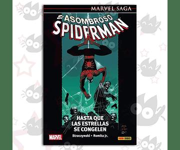 Marvel Saga. El Asombroso Spiderman 2 Hasta que las estrellas se congelen