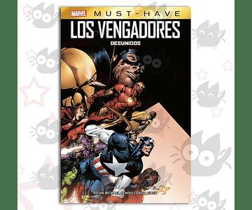Marvel Must Have. Los Vengadores: Desunidos