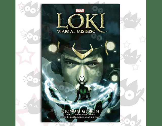 Marvel Omnibus - Loki: Viaje al Misterio