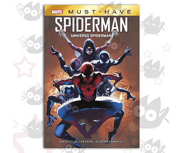 Marvel Must Have. Spiderman: Universo Spiderman