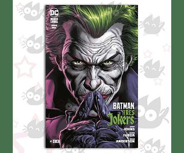 Batman: Tres Jokers Vol. 2