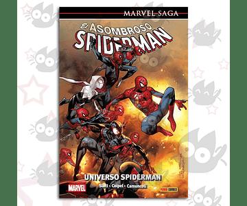Marvel Saga. El Asombroso Spiderman 48, Universo Spiderman