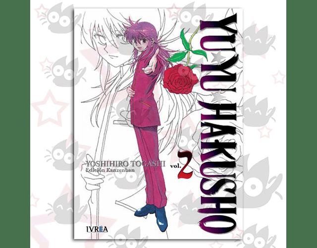 Yuyu Hakusho Vol. 2 - Kanzenban