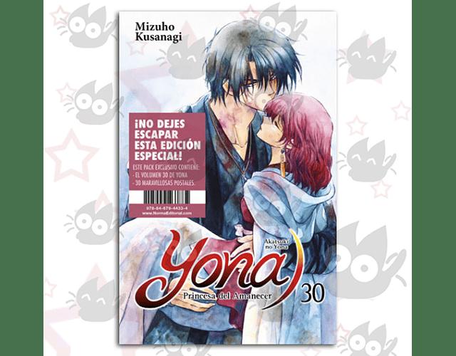 Yona Princesa del Amanecer Vol. 30 (Edición Especial)
