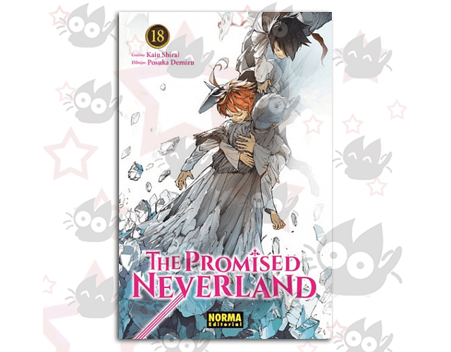 The Promised Neverland Vol. 18