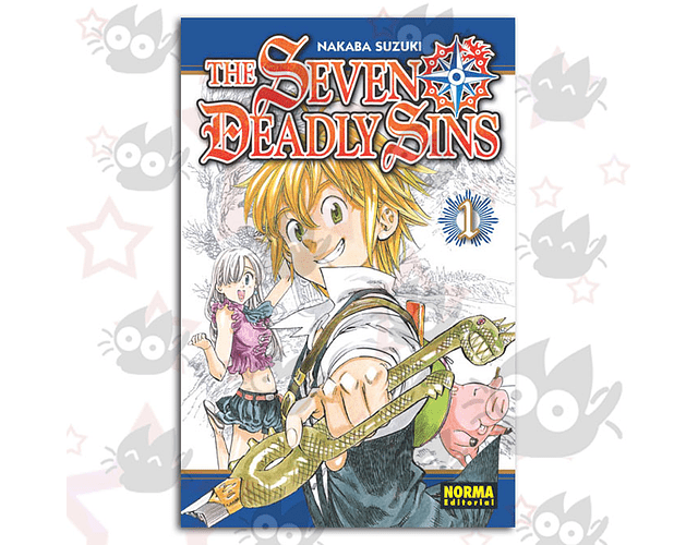 The Seven Deadly Sins Vol. 1 - Norma
