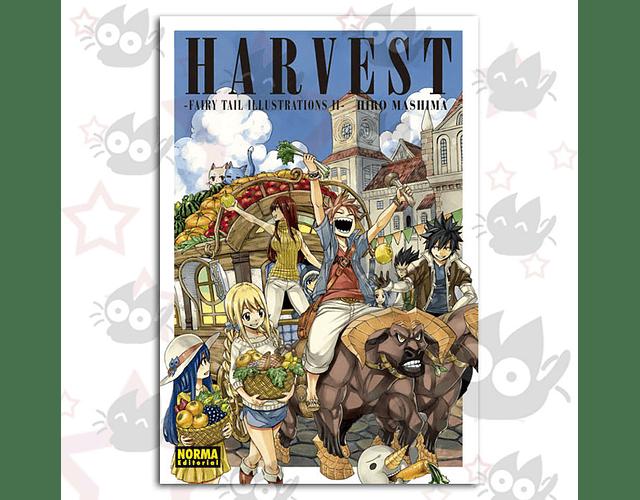 Harvest -Fairy Tail Illustrations II