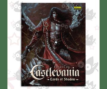 El Arte de Castlevania: Lords of Shadow