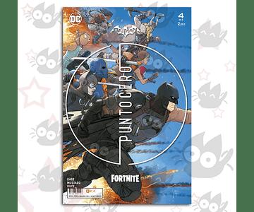 Batman / Fortnite: Punto Cero Num. 4