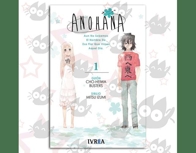 Anohana Vol. 1