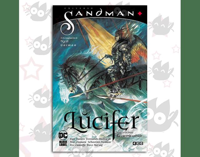 Universo Sandman - Lucifer Vol. 3: La Cacería Salvaje