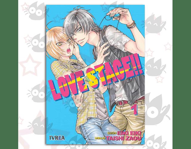 Love Stage!! Vol. 1