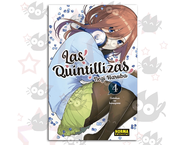 Las Quintillizas Vol. 4