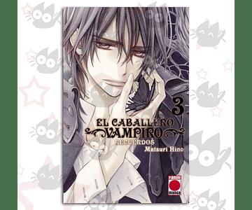 El Caballero Vampiro: Recuerdos Vol. 3