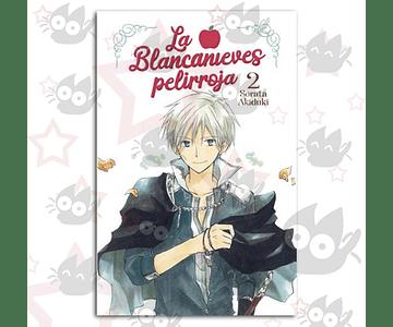 La Blancanieves Pelirroja Vol. 2