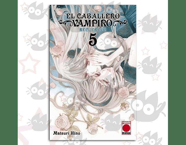 El Caballero Vampiro: Recuerdos Vol. 5