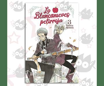 La Blancanieves Pelirroja Vol. 3
