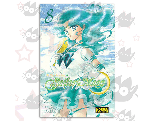 Pretty Guardian Sailor Moon Vol. 8 - Norma
