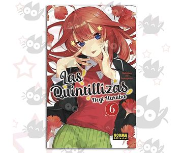 Las Quintillizas Vol. 6