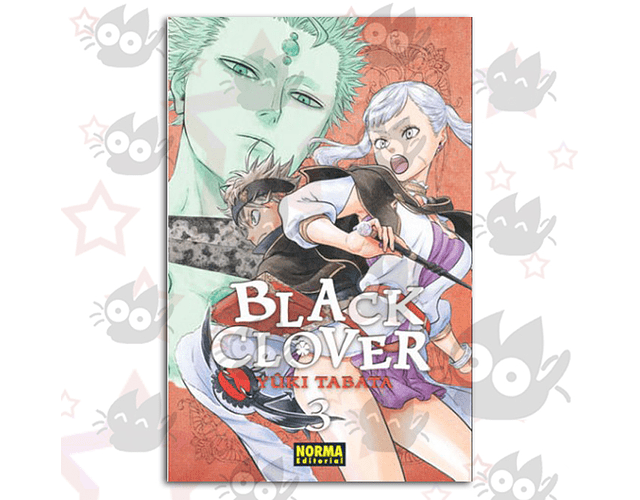 Black Clover Vol. 3 - Norma