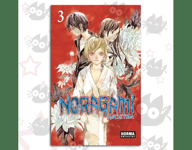 Noragami Vol. 3 - Norma