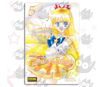 Pretty Guardian Sailor Moon Vol. 5 - Norma
