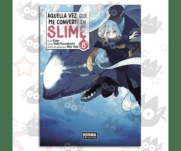 Aquella Vez Que Me Convertí en Slime Vol. 8