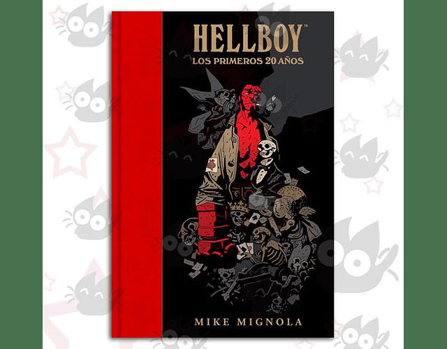 Hellboy: Los Primeros 20 Años