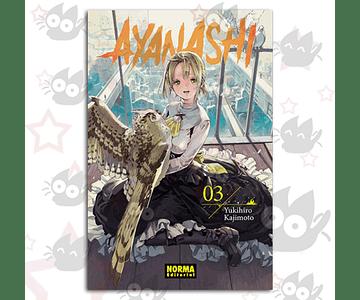 Ayanashi Vol. 3 (Serie de 4)