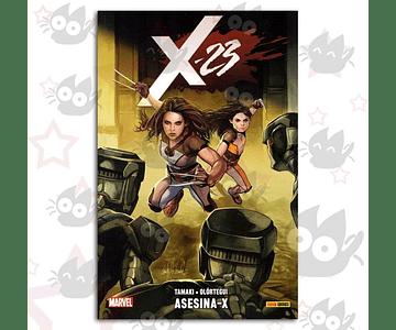 X-23 Asesina-X Vol. 2