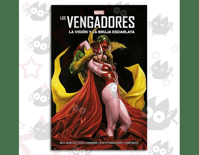 100% Marvel HC. Los Vengadores: La Visión y la Bruja Escarlata
