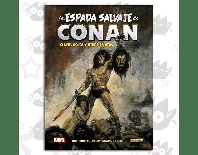 Biblioteca Conan. La Espada Salvaje de Conan 1